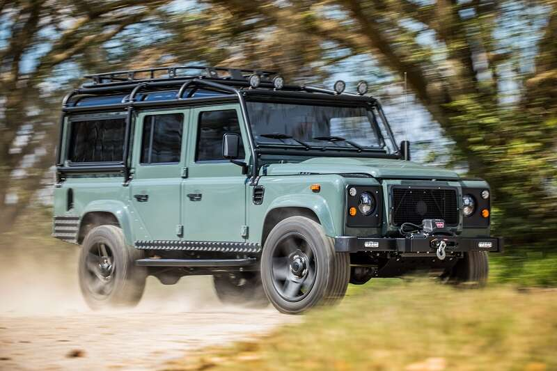 east coast defenders will build your dream land rover - the drive