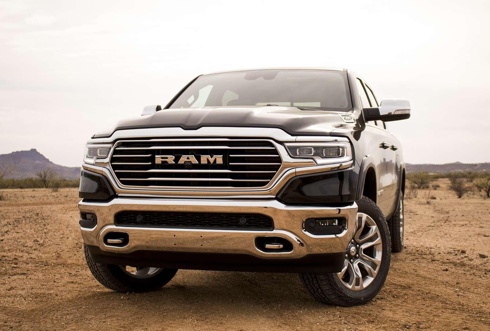 All New 2019 Ram 1500 Review A 21st Century Pickup Truckwith The 2007 Dodge Dakota Quad Cab Speaker Box Kyle Cheromcha