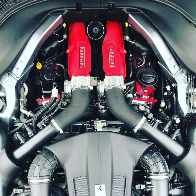 "Ferrari Gtc4lusso Engine Sound: The Ferrari Portofino: A 600-Horsepower ""Entry-Level"