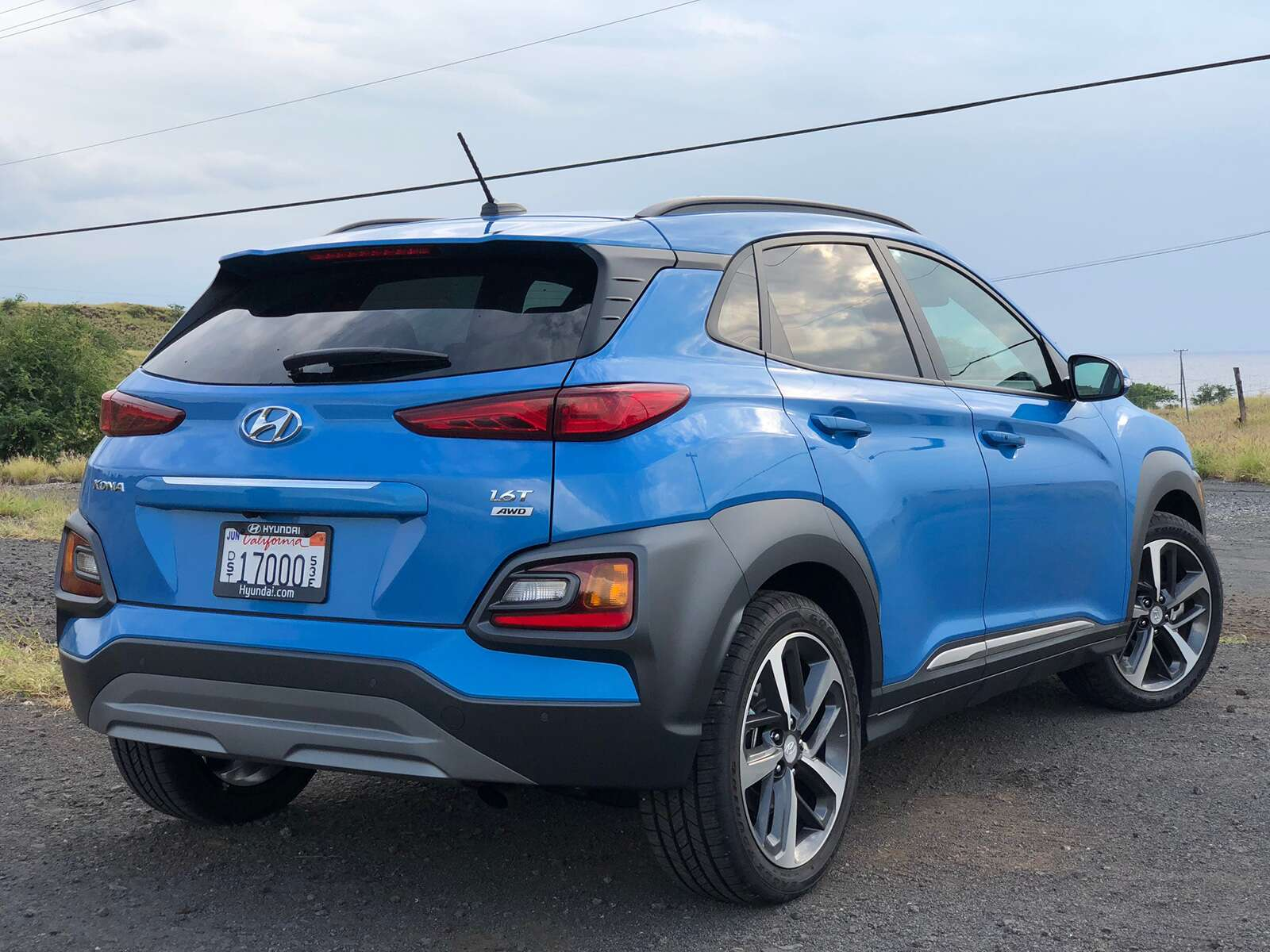 2019 Hyundai Kona First Drive Review A Small Crossover With A Big