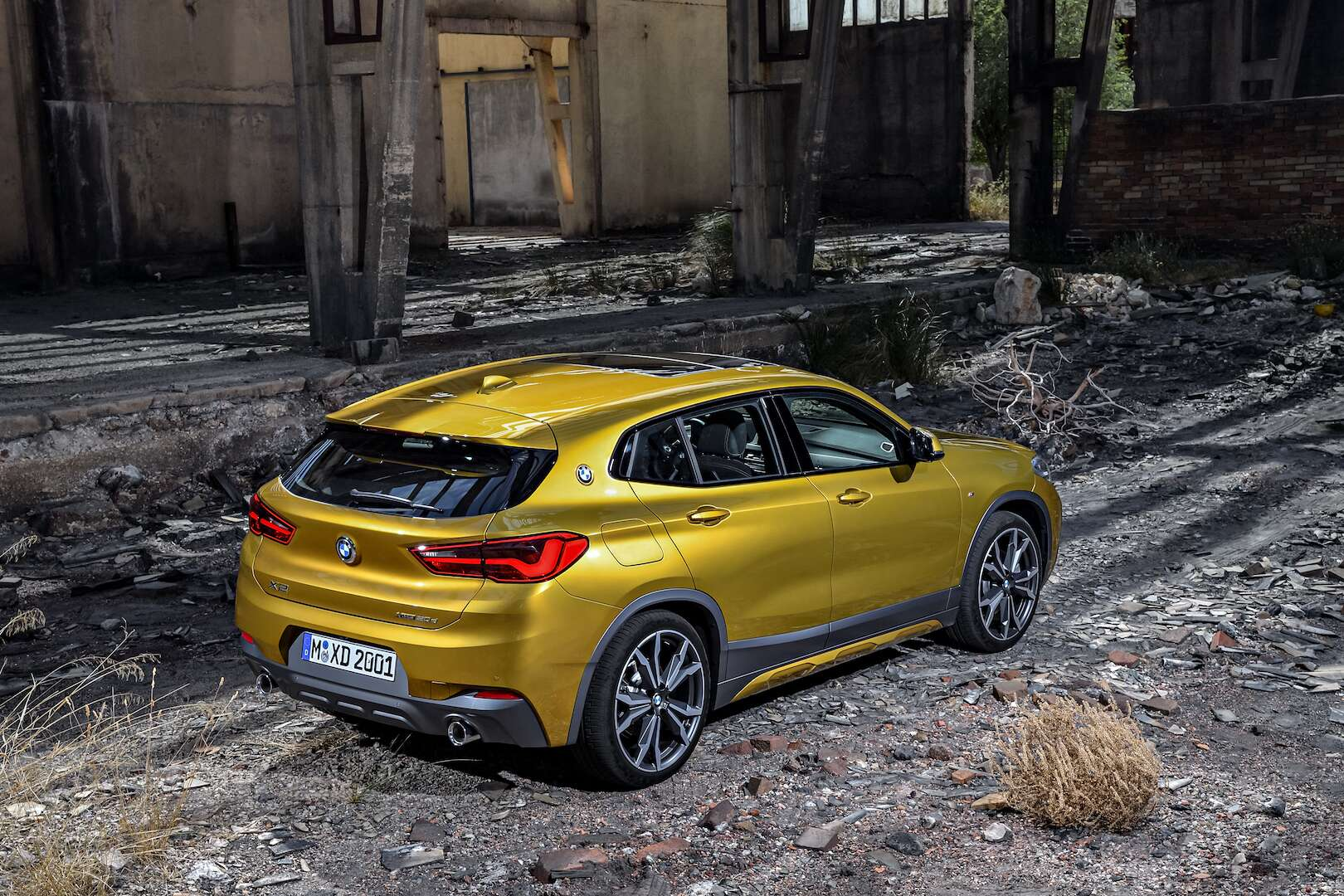 2018 Bmw X2 Review With This Crossover The Evolution Of The Suv Is
