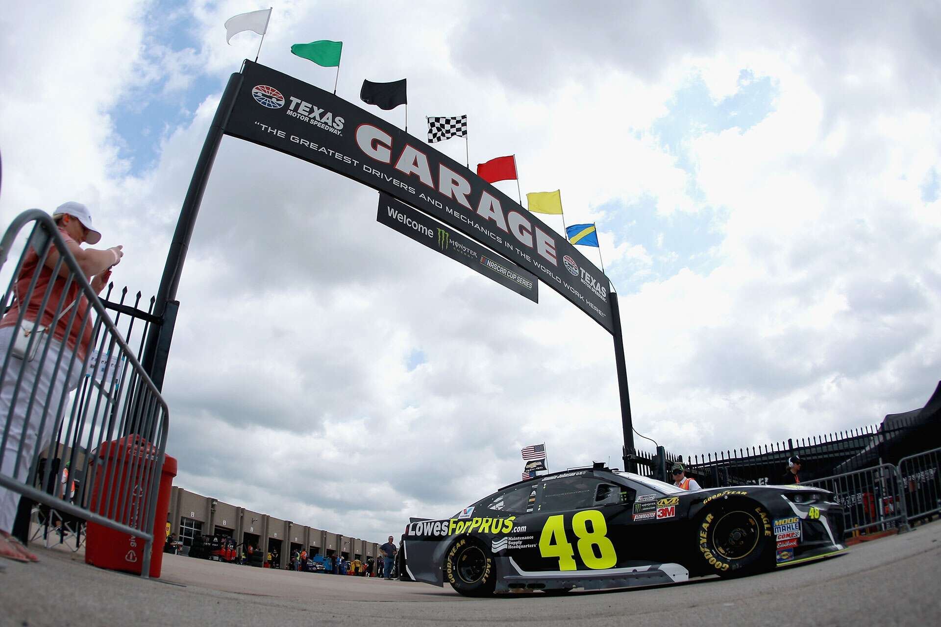 Preview The O Reilly Auto Parts 500 At Texas Motor Speedway The Drive