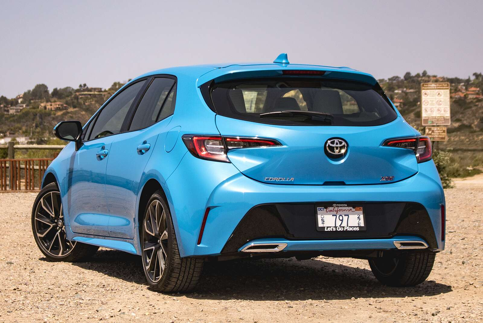 2019 Toyota Corolla Hatchback First Drive Review The Not Boring Era