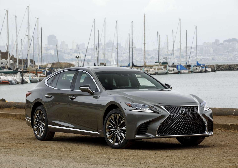 Lexus But The Standard Ls 500