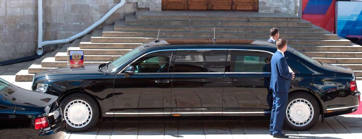 """Résultat de recherche d'images pour """"putin new limousine, 2018"""""""