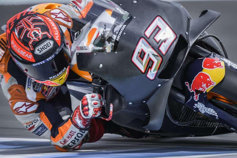Johann Zarco and Cal Crutchlow Lead MotoGP Test in Jerez - The Drive