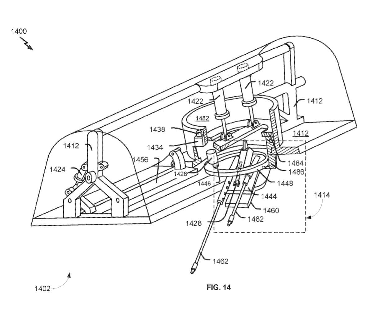Boeing's Been Granted A Patent For Turning The B-1B Into A Gunship