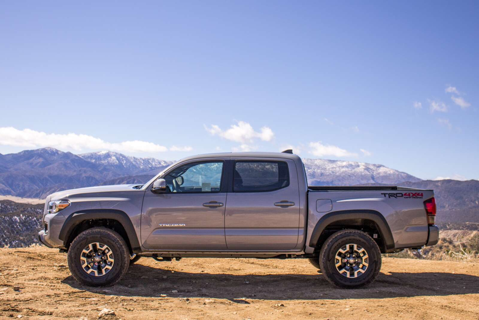 2018 Toyota Tacoma Trd Off Road Review An Apocalypse Proof Pickup Long Bed Fuel Hostage Wheels Kyle Cheromcha