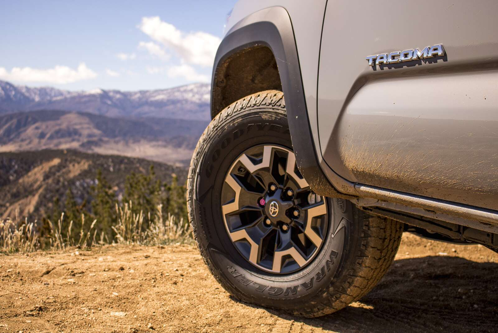 2018 Toyota Tacoma Trd Off Road Review An Apocalypse Proof Pickup Power Window Wiring Schematic Kyle Cheromcha