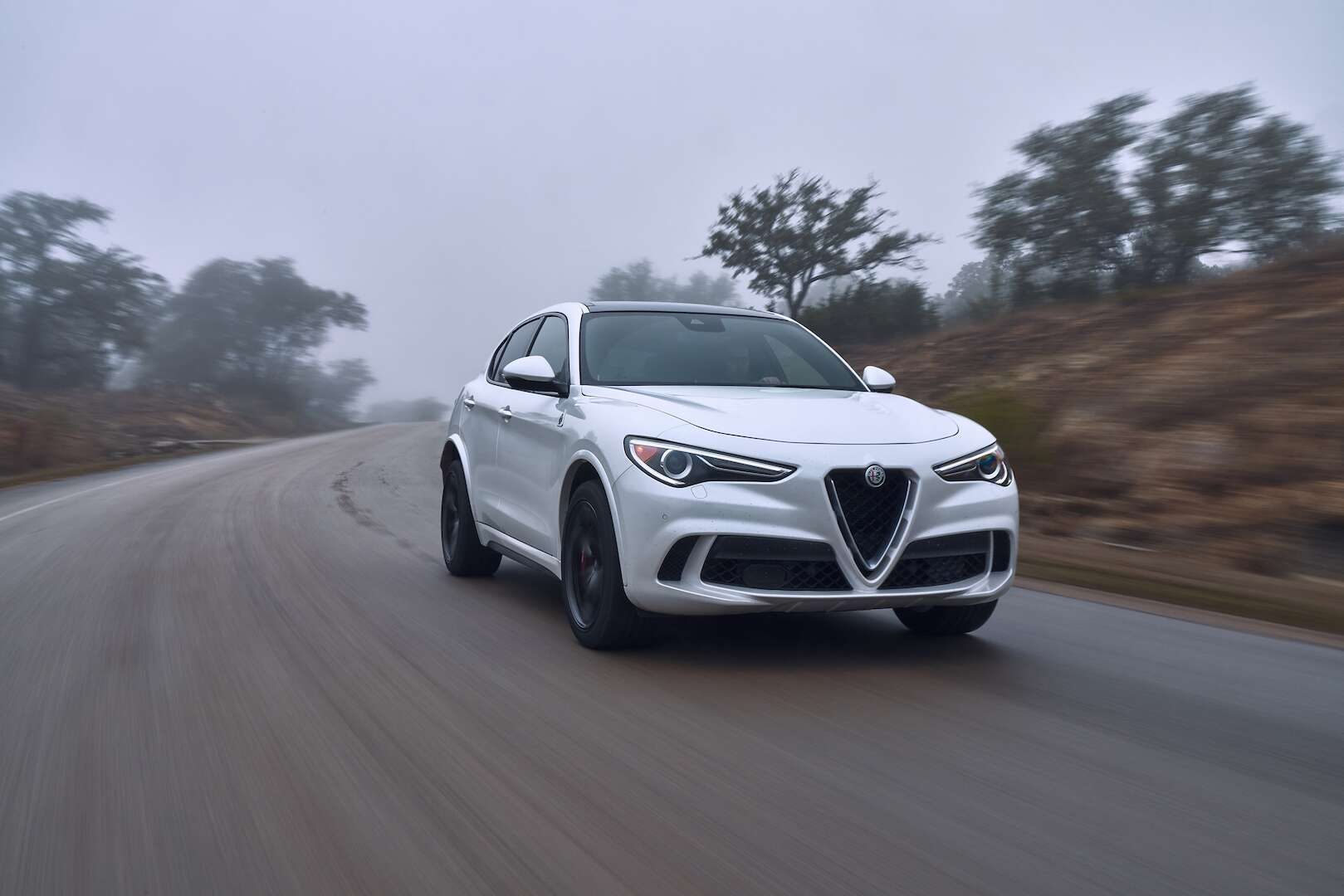 2018 Alfa Romeo Stelvio Quadrifoglio Review Driven Hard A Sport