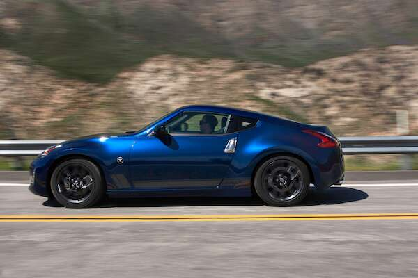 2019 Nissan 370z Old Dog No New Tricks The Drive