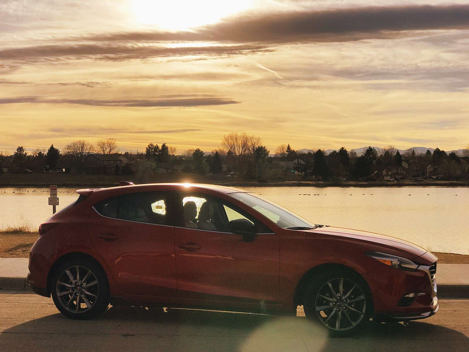 2018 Mazda3 5 Door Grand Touring Review The Noble Steed Of Compact