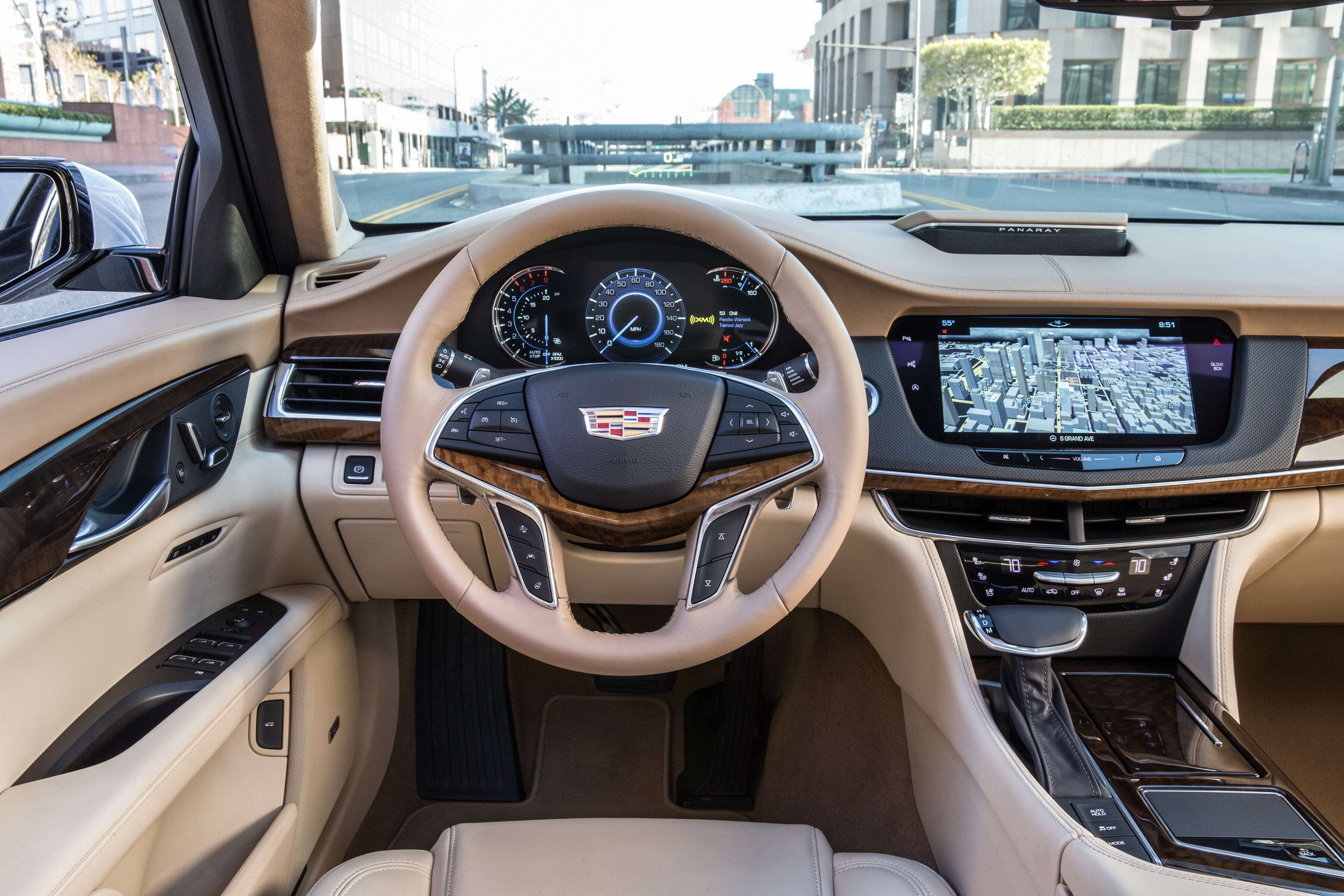 2018 Cadillac Ct6 New Dad Review A Big Sedan With Supercruise Helps