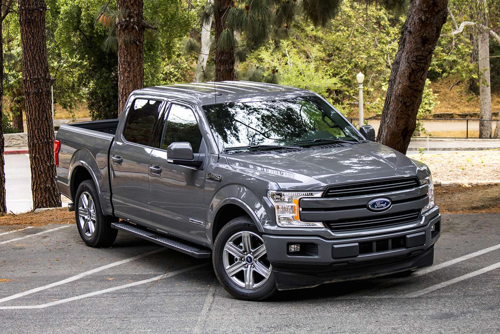 2018 ford f 150 diesel review how does 850 miles on a single tank sound the drive. Black Bedroom Furniture Sets. Home Design Ideas