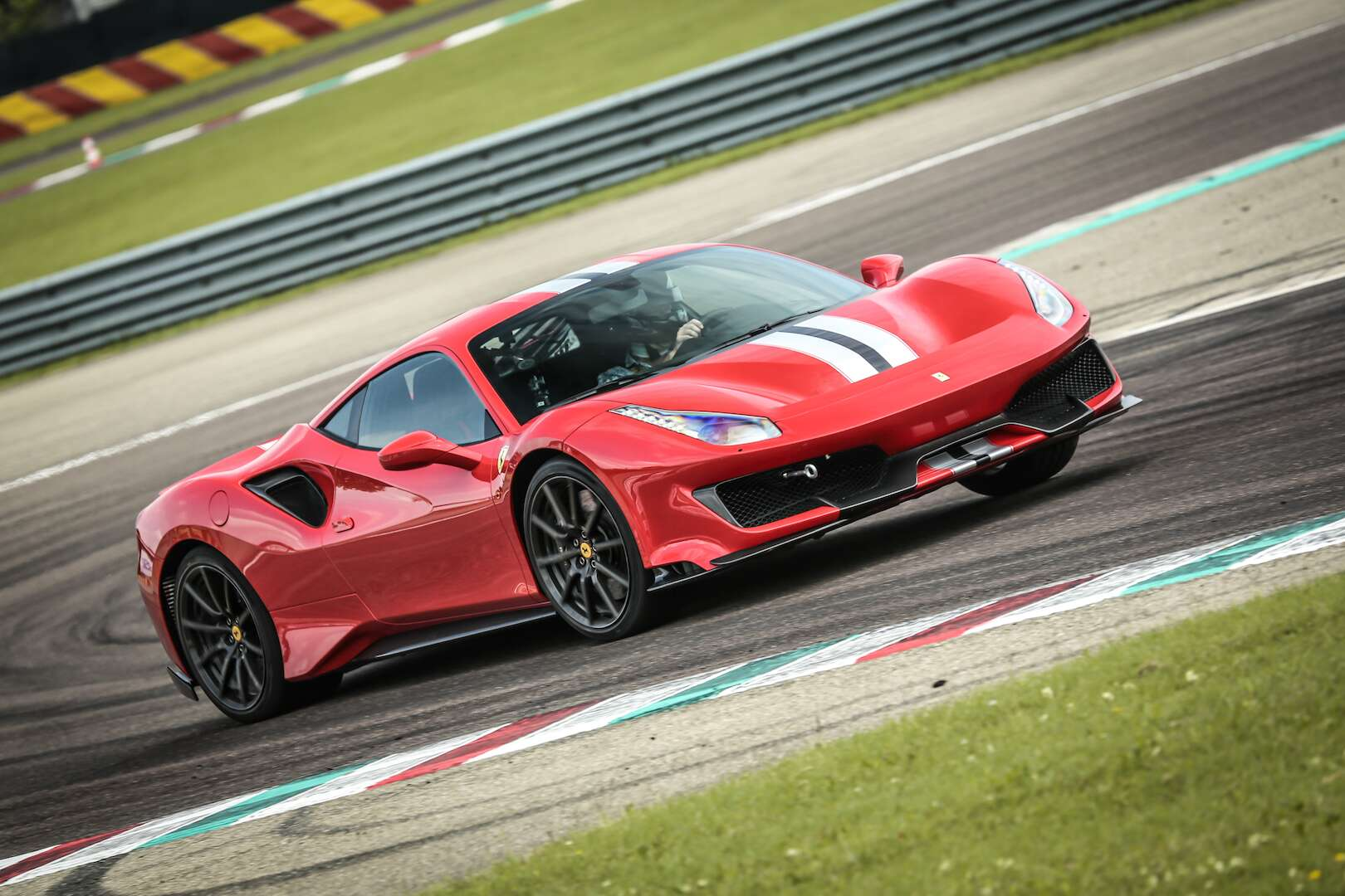 837c6a96a46 2019 Ferrari 488 Pista First Drive Review in Italy  This Hardcore ...