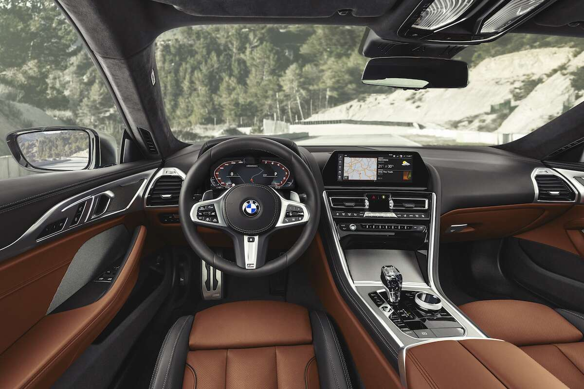 The Production 2019 Bmw 8 Series Coupe Is Here The Drive