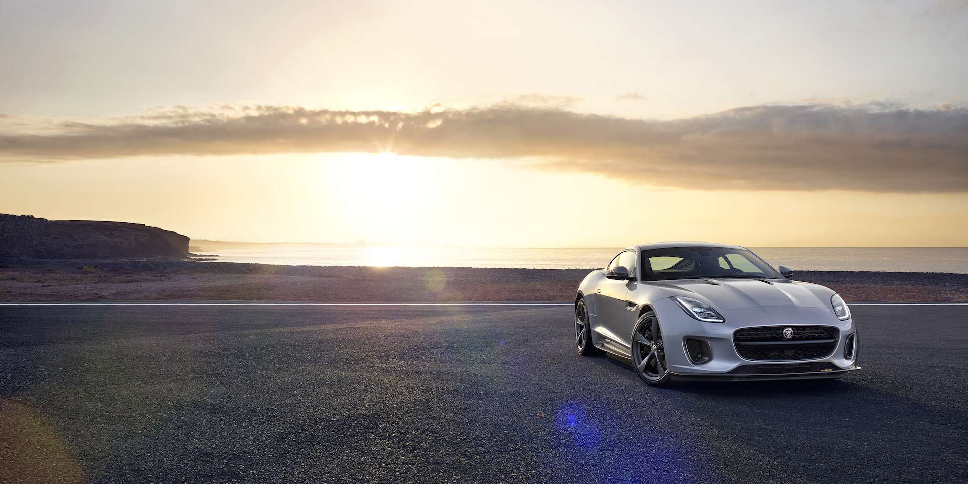 2018 Jaguar F Type 400 Sport Coupe Test Drive Review Pushing The