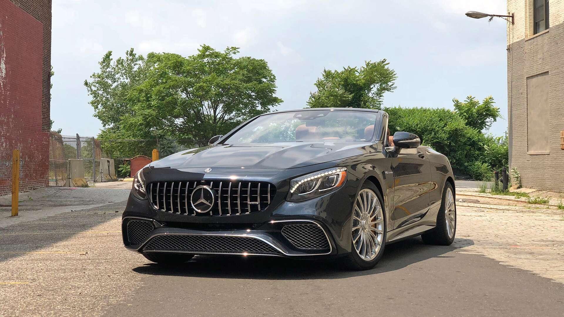 Mercedes Amg S65 Cabriolet Will Sabel Courtney