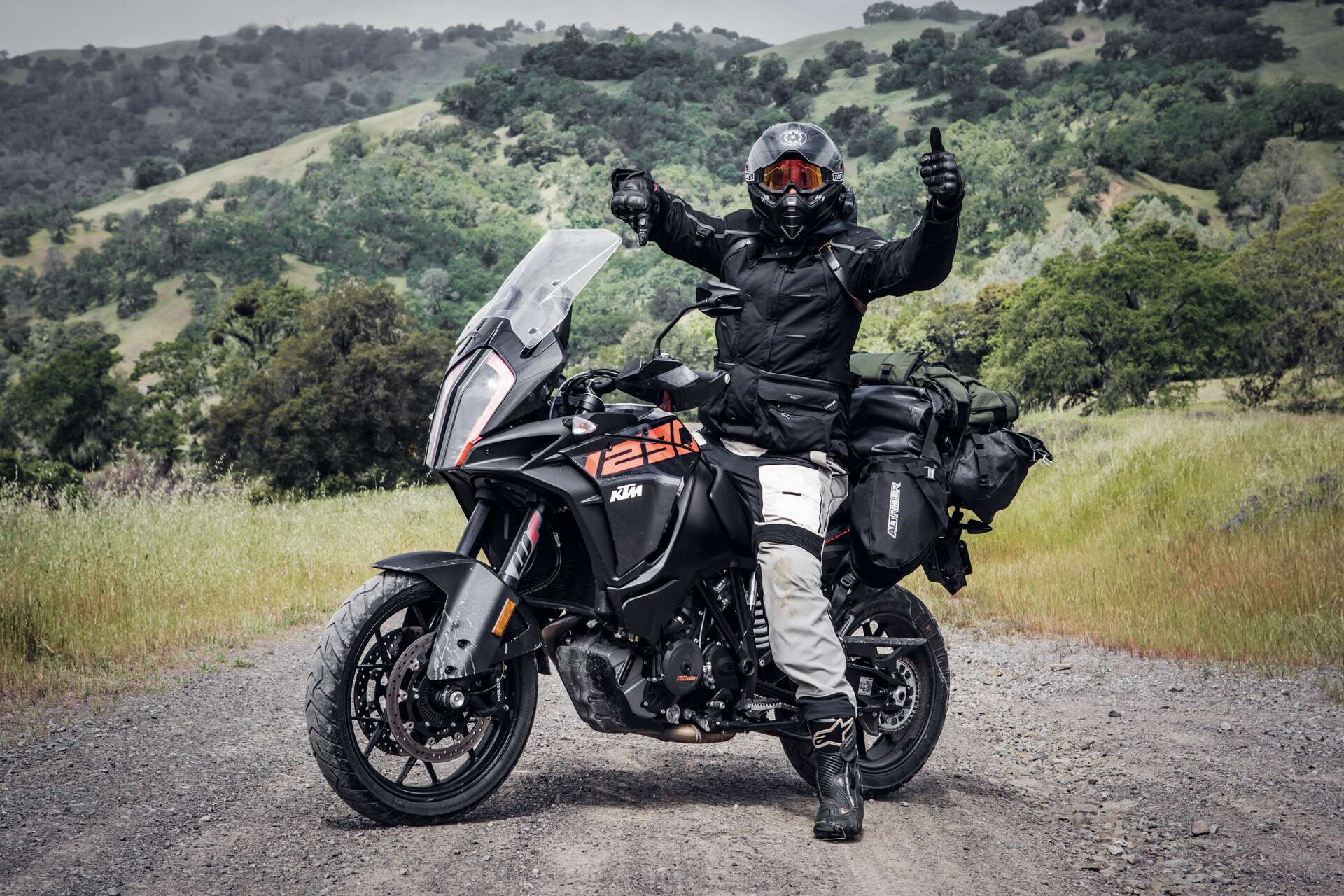 Ktm 1290 Super Adventure S Review Paradise Found On The