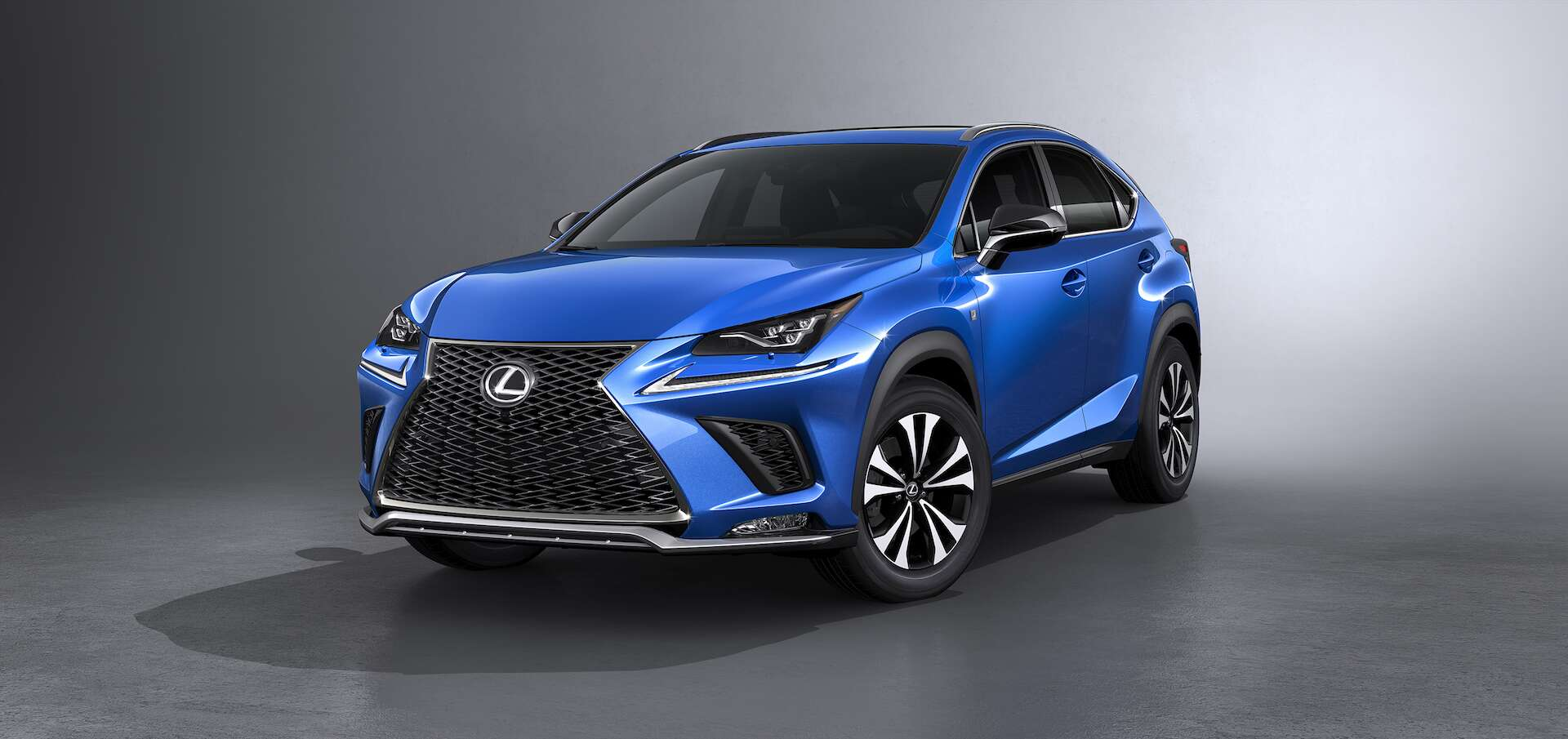 2018 lexus nx300 f sport review quietly sneaking up the compact crossover sales charts the drive. Black Bedroom Furniture Sets. Home Design Ideas