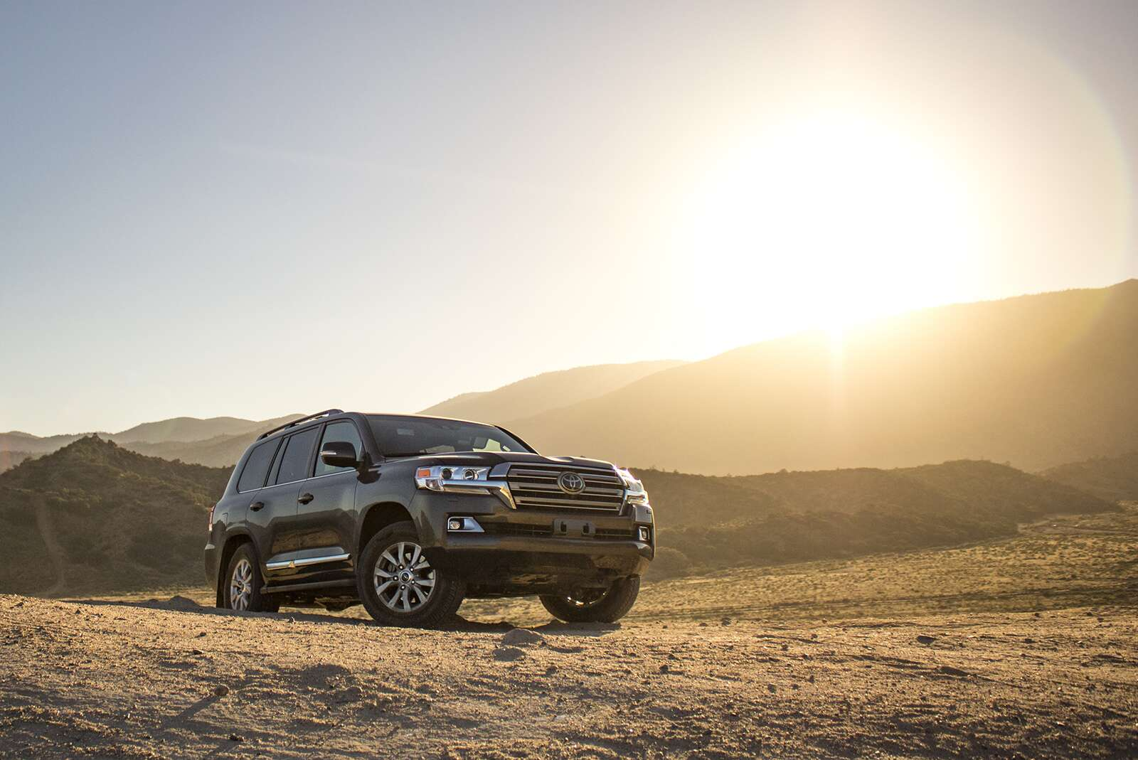 2018 Toyota Land Cruiser Group Review The Eternal Flame Burns Off Road Kyle Cheromcha