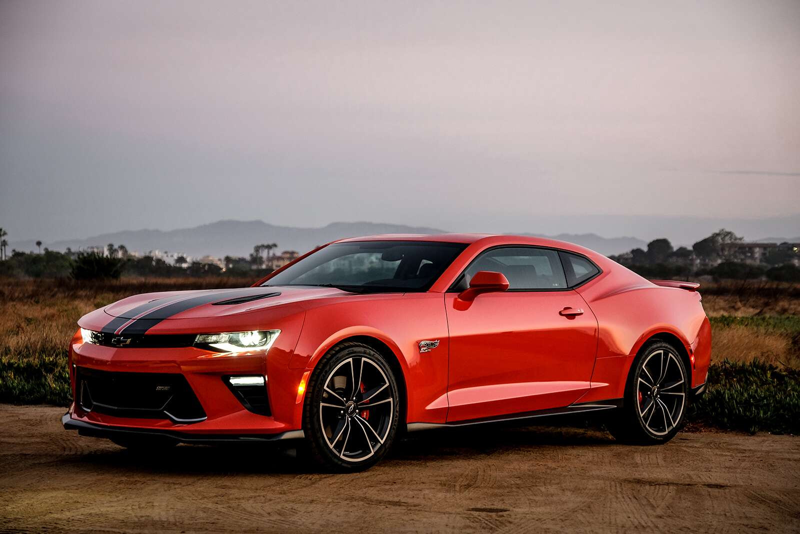 2018 chevrolet camaro ss hot wheels edition review: solid muscle car