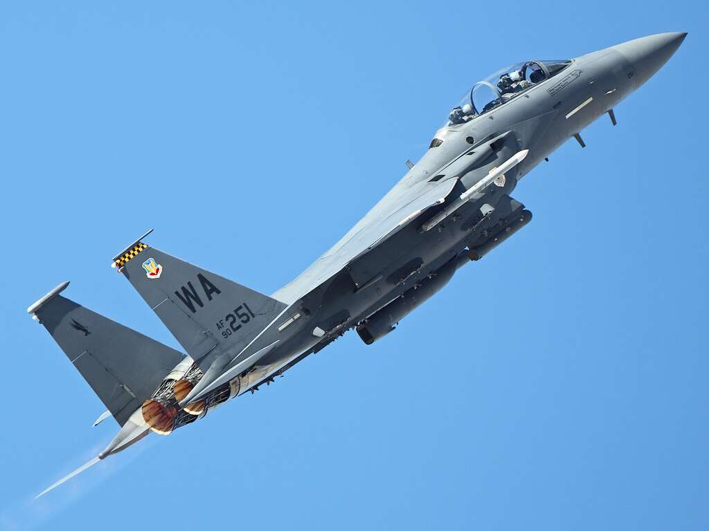 Exclusive Unmasking The F 15x Boeings F 15cd Eagle Replacement