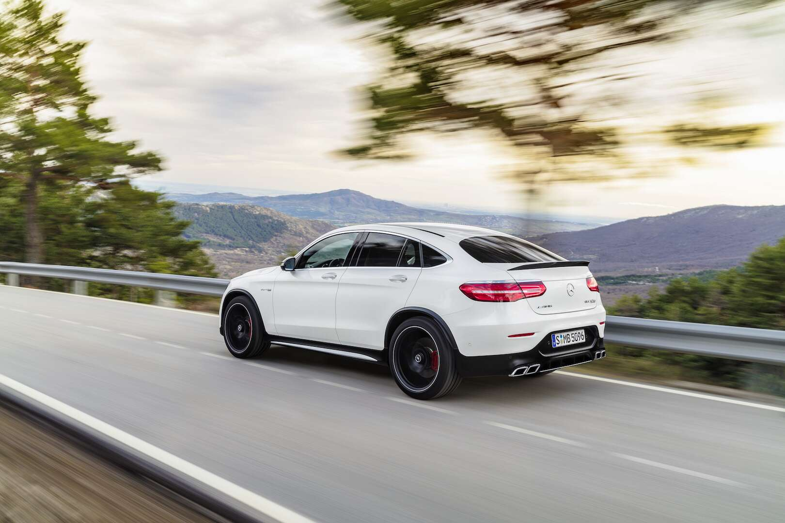 2018 Mercedes Amg Glc63 S Coupe Review Benz S First High