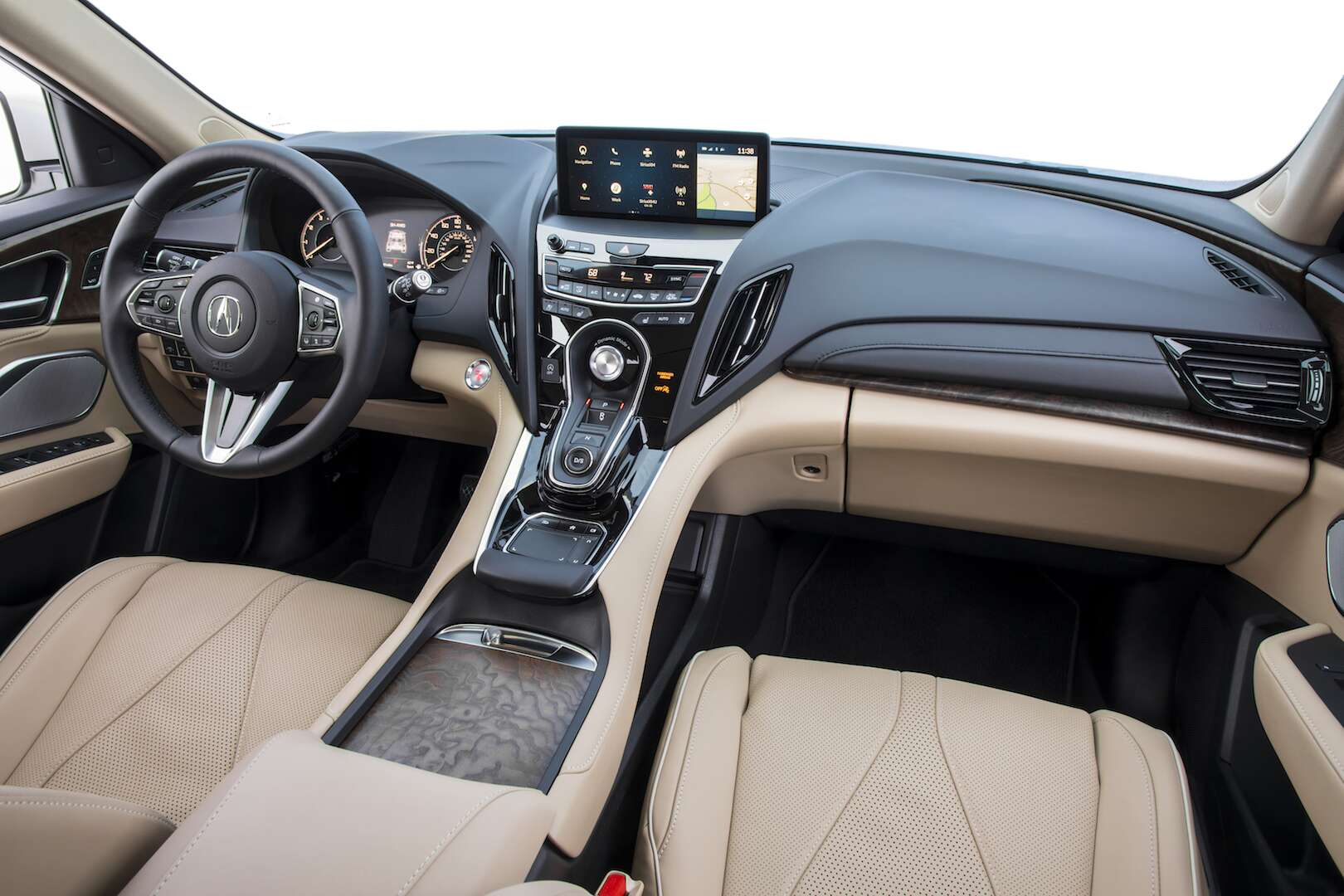 2019 Acura Rdx Advance Sh Awd Review America S Best Selling Compact