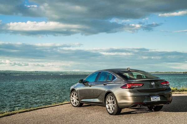 2019 Buick Regal Convertible - Buick Cars Review Release ...