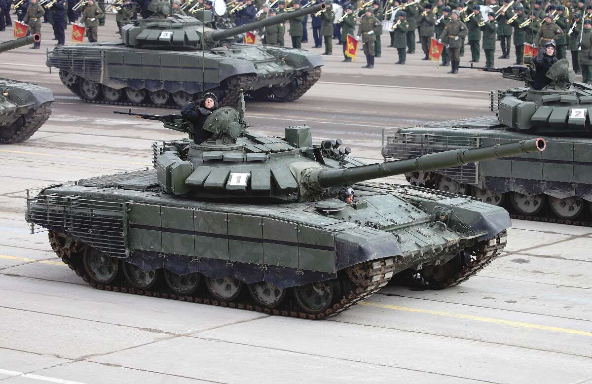 ee0564dd34ec Russia Can t Afford Its New T-14 Armata Tanks