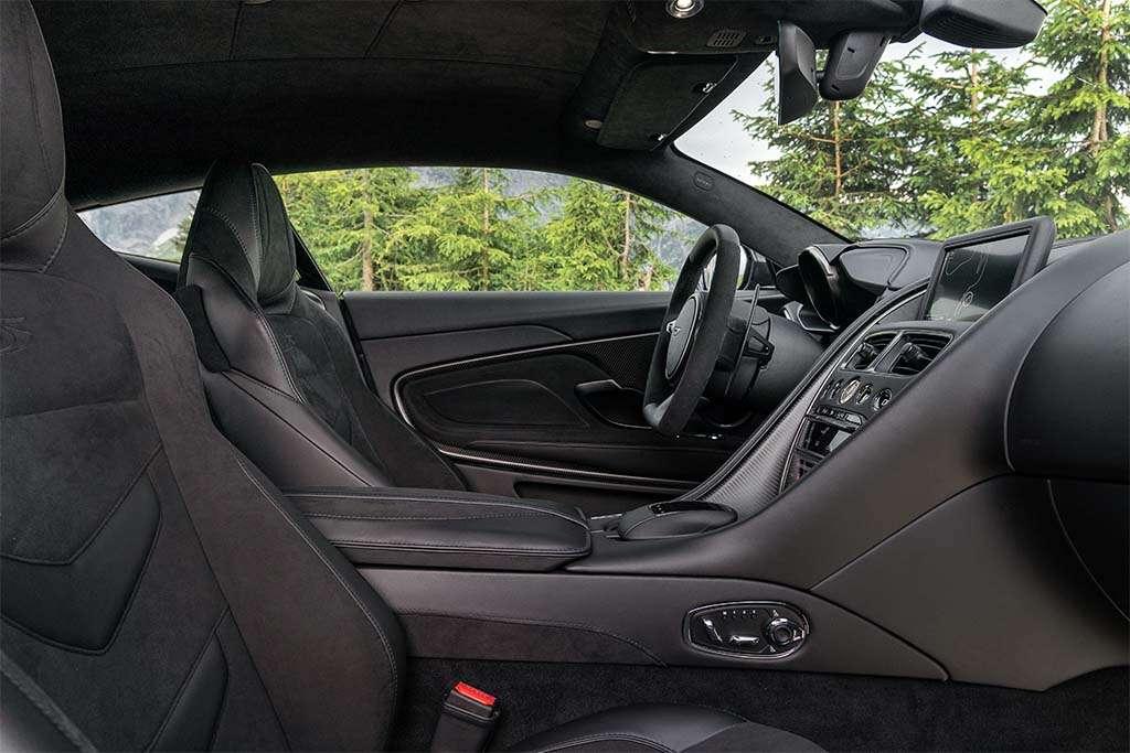2019 Aston Martin Dbs Superleggera First Drive Review A Hooligan