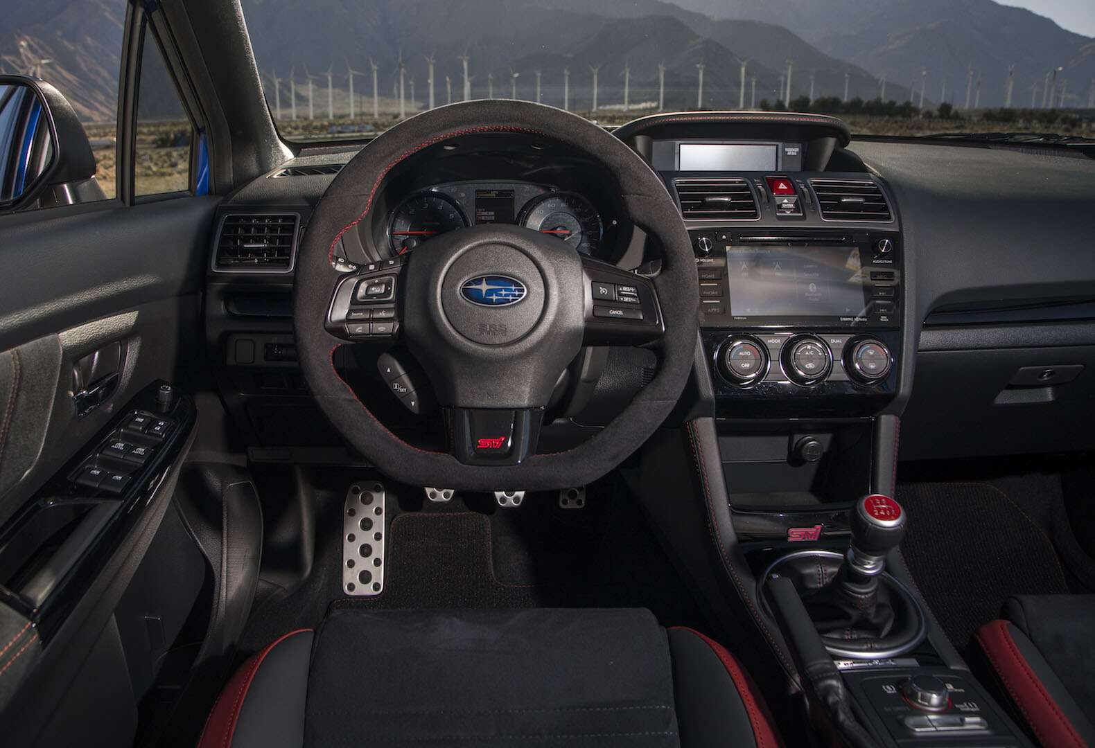 2018 Subaru WRX STI Type RA Test Drive Review - Willowdale