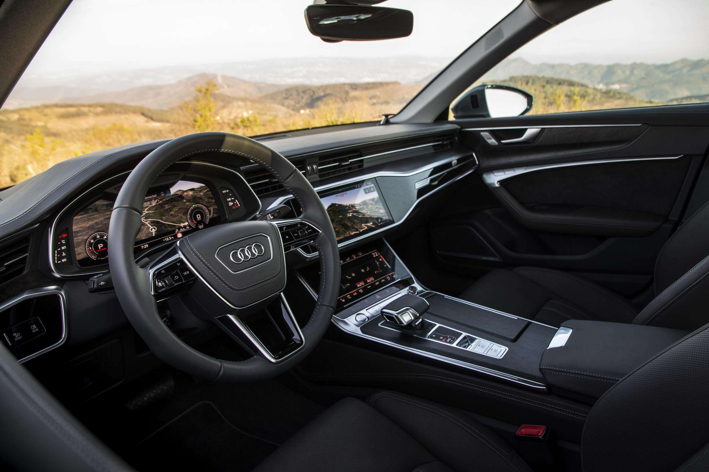 2019 Audi A6 Upping The Tech Game In The Heated Mid Size Luxury