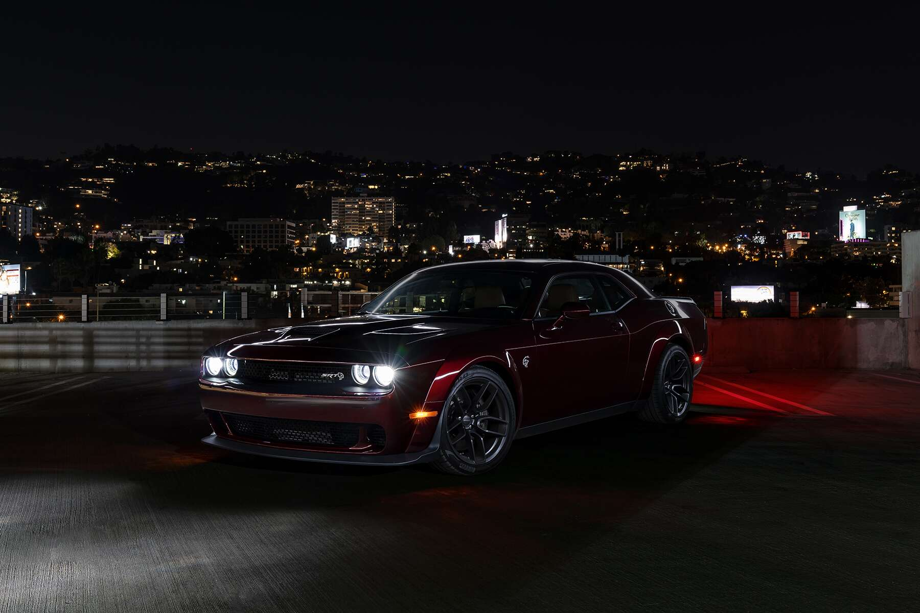 2018 Dodge Challenger Srt Hellcat Widebody Group Review Gray