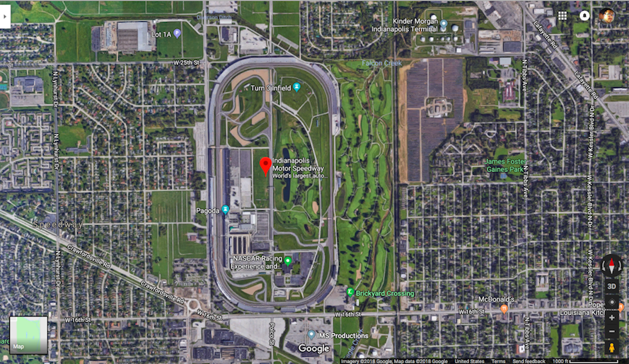 Racing Fans Worldwide Can Now Lap the Indianapolis Motor Speedway on ...