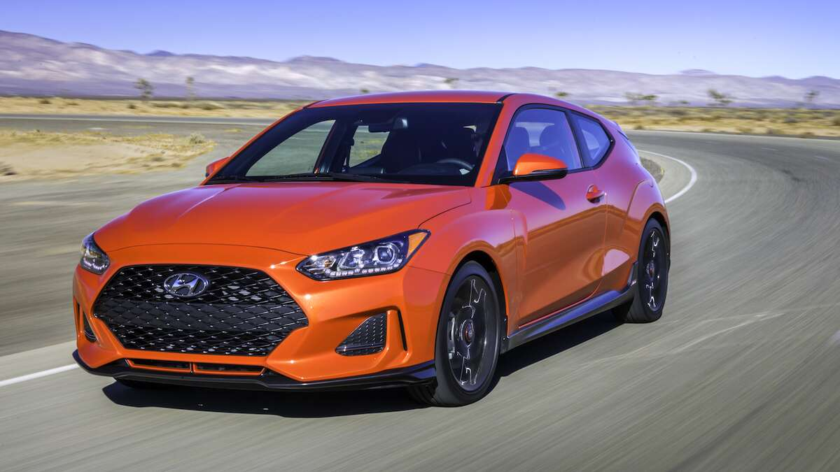 2019 Hyundai Veloster Turbo R Spec Review This Warm Hatch Is Finally A Performance Value