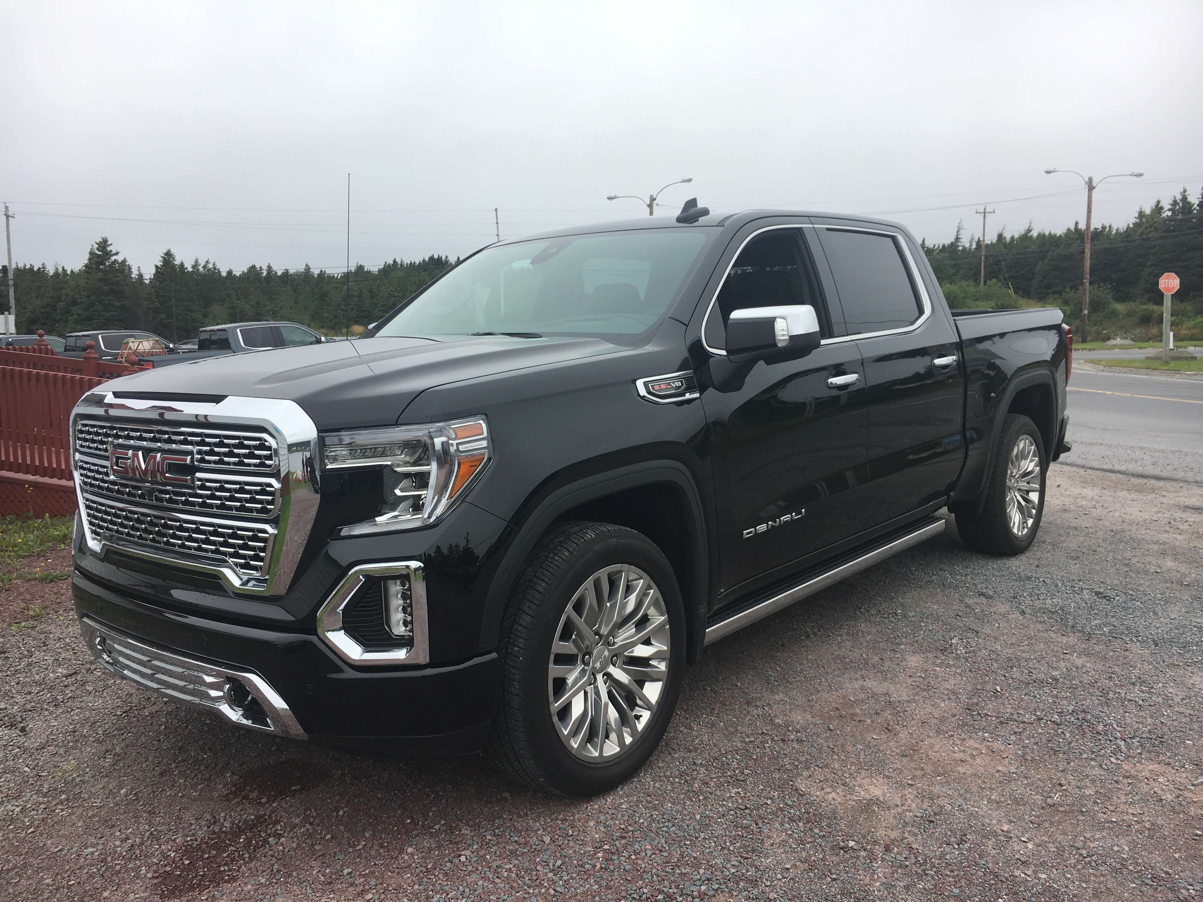 2019 GMC Sierra First Drive Review: GM's New Truck In