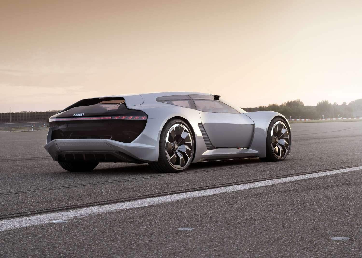 Third Gen Audi R8 Will Be A 1 000 Hp Electric Hypercar Report