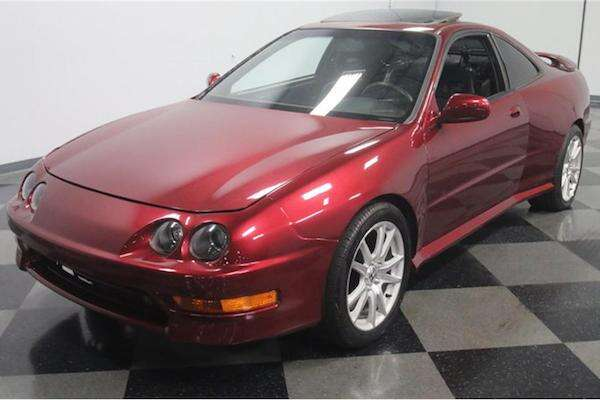 Heres The 82 Liter Twin Turbo V 8 Acura Integra Youve Always