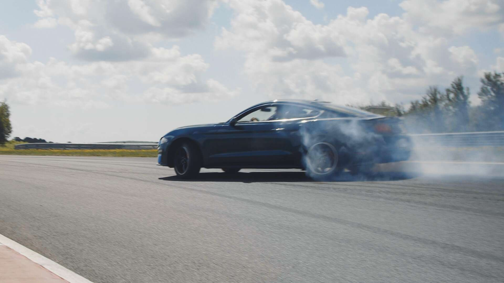 2019 Ford Mustang Bullitt Track Test Review Mcqueen Fan Or No A Go Back Gt Gallery For Electrical Circuit Symbols Chris Szczypala