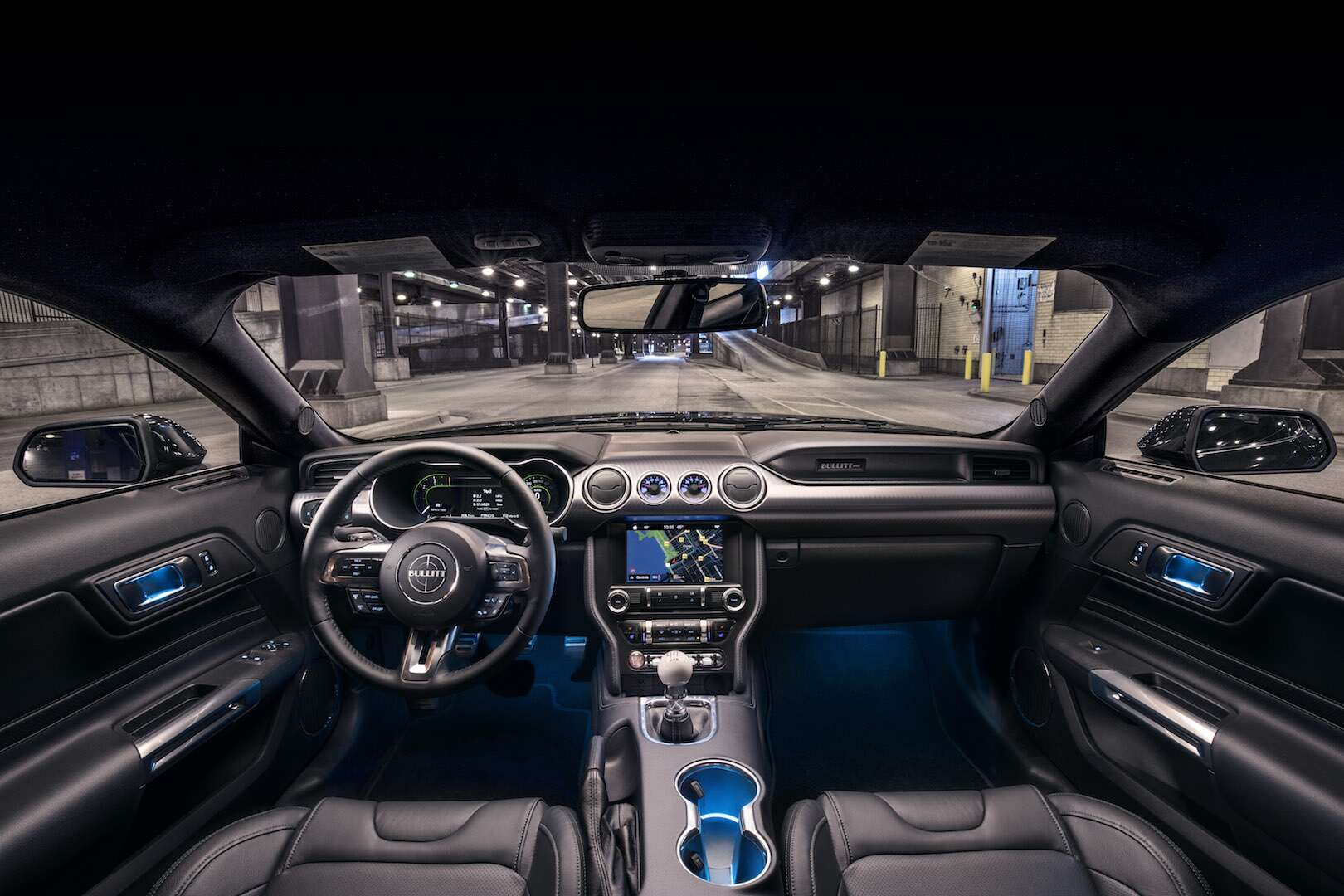 2019 Ford Mustang Bullitt Track Test Review Mcqueen Fan Or No A Home Gt Integrated Circuits 7400
