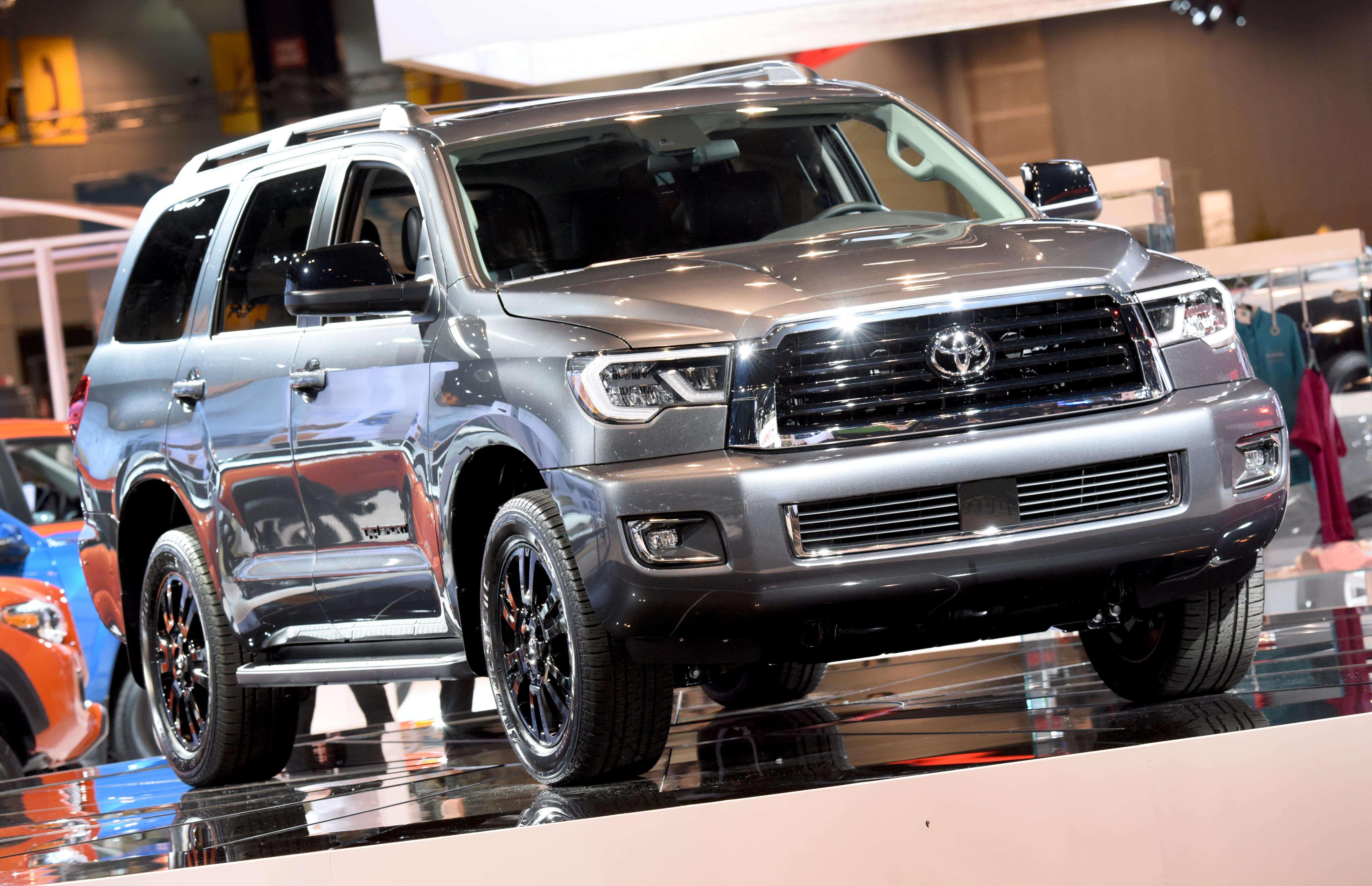 2020 Toyota Sequoia Review, Interior, TRD Pro >> 2020 Toyota Sequoia Motavera Com