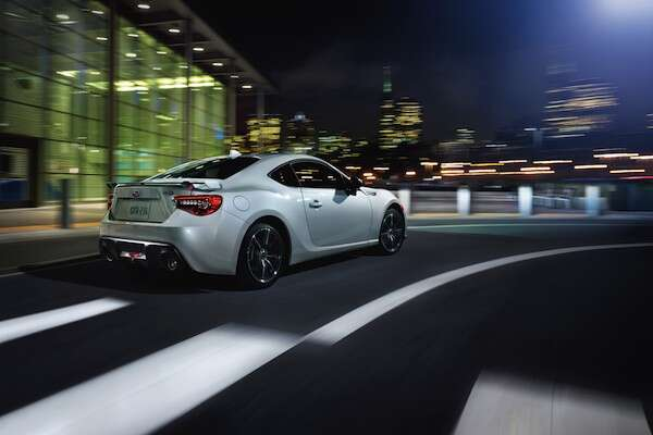2019 Subaru Brz Gets Its Own Series Gray Limited Edition The Drive