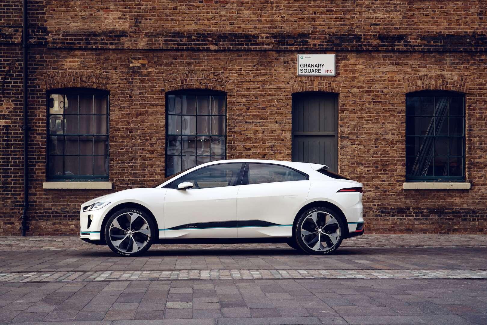 2019 Jaguar I Pace Review Jaguar S First Electric Car Is A
