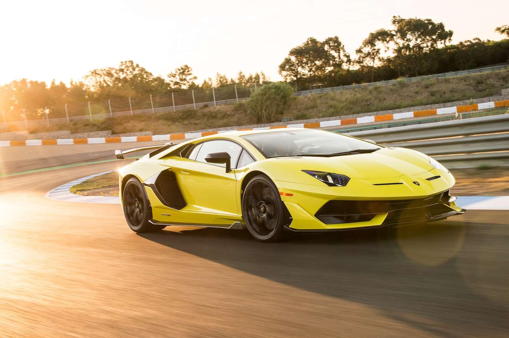 2019 Lamborghini Aventador Matte Black Lamborghini Cars Review