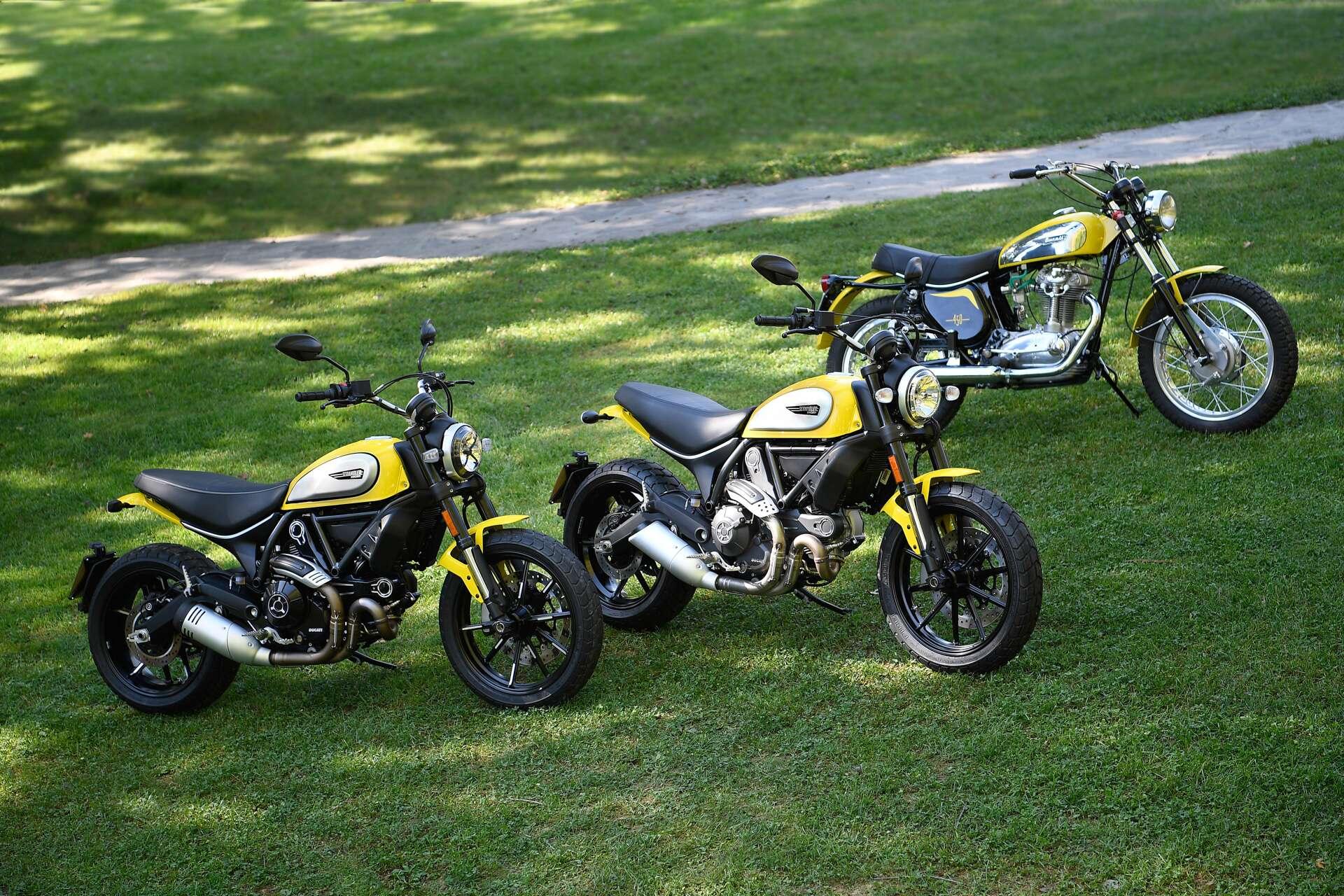 2019 Ducati Scrambler Icon First Ride A Modern Classic Meets Future