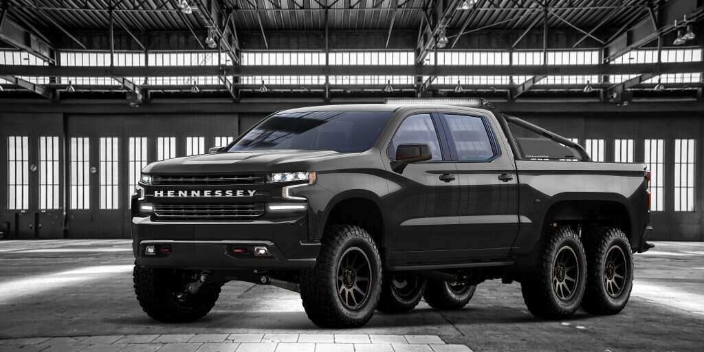2019 Hennessey Goliath