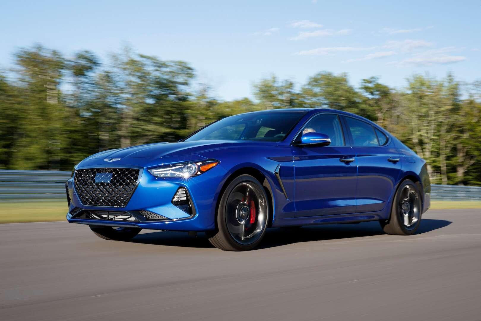 2019 Genesis G70 Test Drive Review Hyundai S Luxury Brand Builds