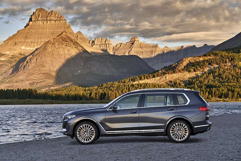 2019 Bmw X7 Germany S Newest And Biggest Suv Is Built In